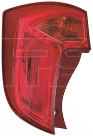 Фонарь задний левый (тип 2011-14) для Kia Picanto 2011-16