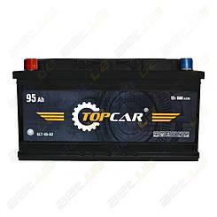 Автомобильный аккумулятор TOP CAR Expert 95Ah L+ 680A