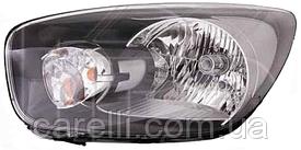 Фара левая электро Н4 для Kia Picanto 2011-16