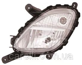 Фара противотуманная+ДХО левая (тип 2011-14) для Kia Picanto 2011-16
