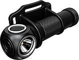 Nitecore UT32 налобный фонарь (Cree XP-L2 V6*2, 3000k/5700k Теплый и Холодный свет, IPX8, 12 режимов, 1*18650), фото 4