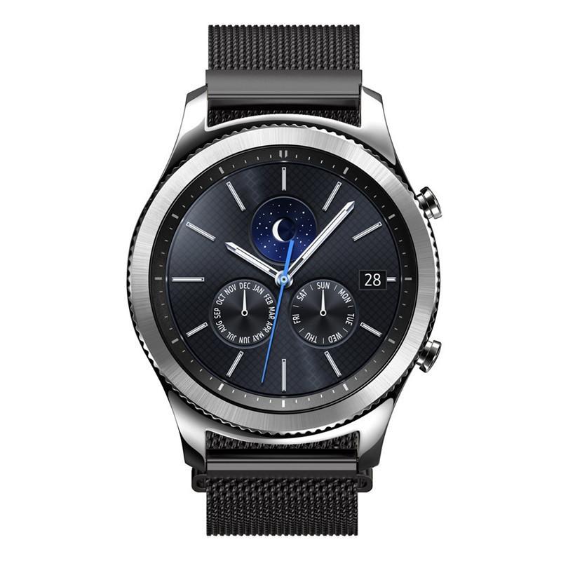 Ремешок Milanese для смарт-часов Samsung Gear S3