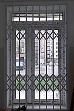 Раздвижные решетки металлические на окна Винница