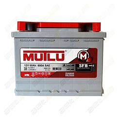 Аккумулятор Mutlu SFB Technology (Ser3) 60Ah R+ 540A