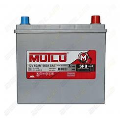 Аккумулятор Mutlu SFB Technology (Ser2) 60Ah JR+ 520A