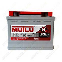 Аккумулятор Mutlu SFB Technology (Ser3) 60Ah L+ 540A
