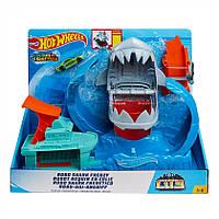 Игровой набор HotWheels Голодная Акула