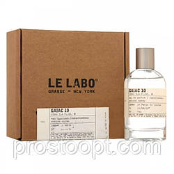 Парфюмерная вода унисекс Le Labo Gaiac 10 (Original Quality)