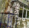 Леса строительные рамные комплектация 12 х 9 (м), фото 4