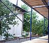 Строительные рамные леса комплектация 8 х 6 (м), фото 3