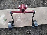 Сцепка универсальная с опорными колесами (42 см) БелМет, фото 1