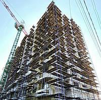Леса строительные рамные комплектация 12 х 9 (м), фото 1