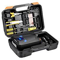 Автокомпрессор AIKESI AKS-5501B с набором инструментов (2619-7305)