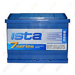 Аккумулятор автомобильный Ista 7 series 60Ah L+ 570A (EN)