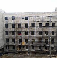 Будівельні риштування комплектаціяБудівельні рамні риштування комплектація, фото 1