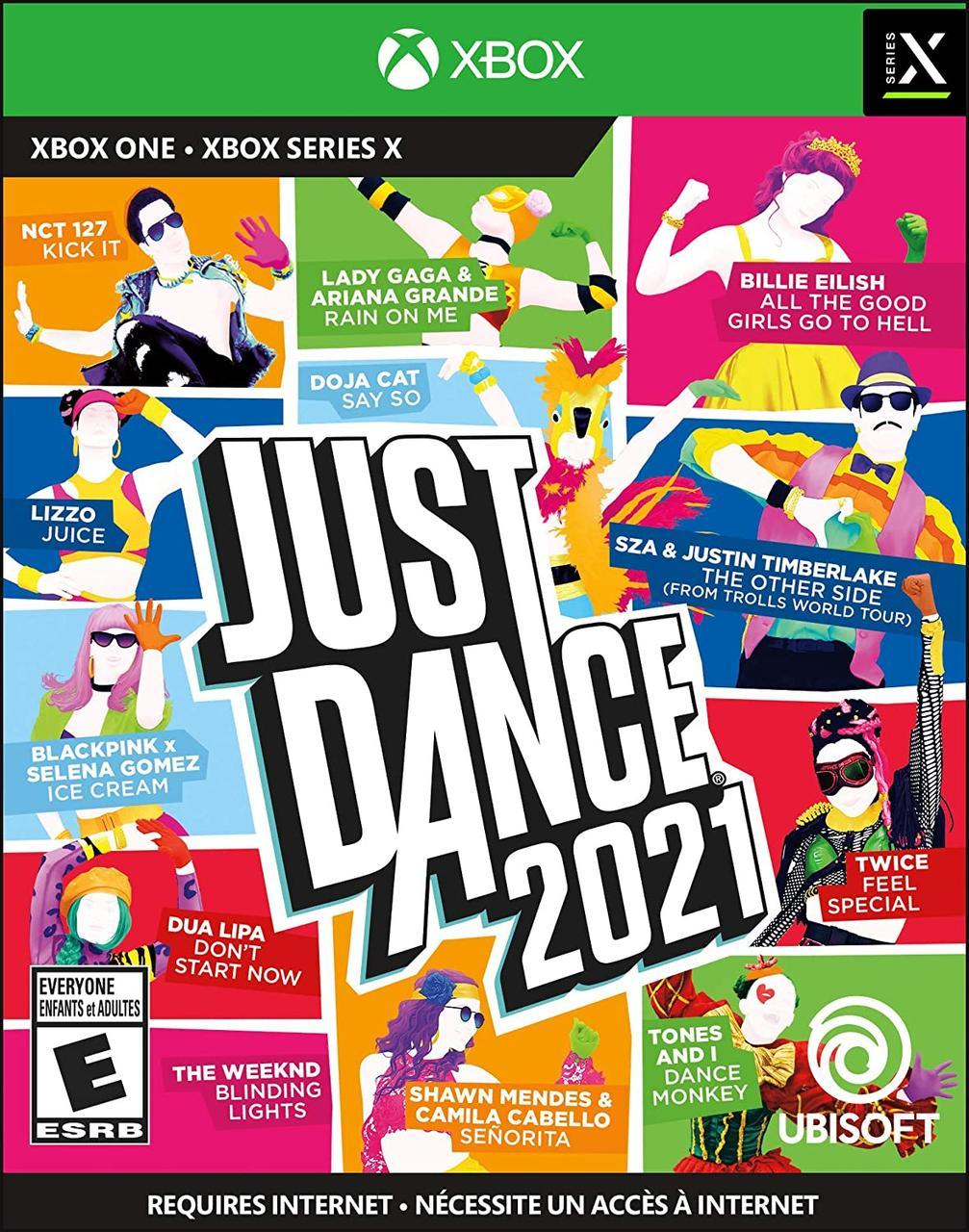 Just Dance 2021 (русская версия) Xbox One