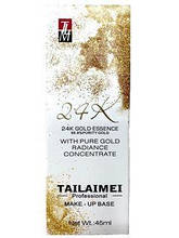 Сыворотка основа под макияж Tailaimei 24K Gold Essence With Pure Gold Radiance Concentrate Make-Up Base 45 ml