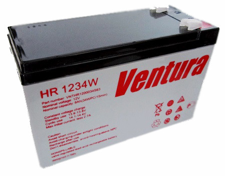 Акумуляторна батарея AGM Ventura GPL 12-80