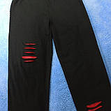 Костюм супер модный красивый нарядный оригинальный для девочки. В комплекте лосины футболка болеро., фото 4