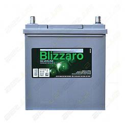 Аккумулятор Blizzaro Silverline Asia 42ah JR+ 360A