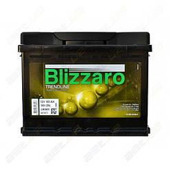 Аккумулятор Blizzaro Trendline 60Ah R+ 540A