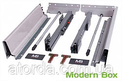 GTV MODERN BOX A высокий 210мм, серый L-350 (PB-D-KPL350C)