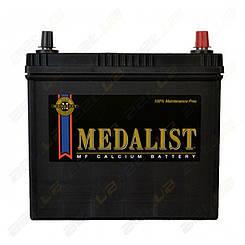 Аккумулятор автомобильный Medalist 55B24L 45Ah JR+ 430A (тонкая клемма)
