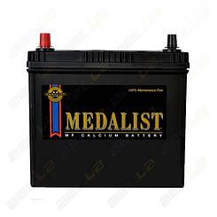 Аккумулятор автомобильный Medalist 55B24R 45Ah JL+ 430A (тонкая клемма)