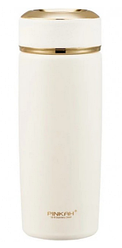 Термос Pinkah PJ-3563 420 мл, белый