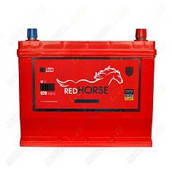 Аккумулятор Red Horse Professional Asia 70Ah JR+ 620A