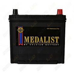 Аккумулятор автомобильный Medalist 75D23L 65Ah JR+ 570A