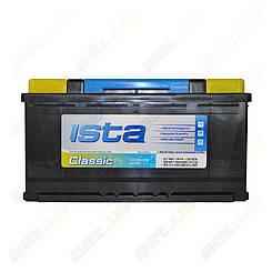 Аккумулятор автомобильный Ista Classic 90Ah L+ 760A (EN)