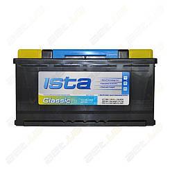 Аккумулятор автомобильный Ista Classic 90Ah R+ 760A (EN)