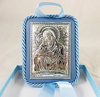 Икона Почаевская на подушечке Гранд Презент 41016