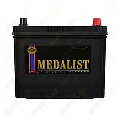 Аккумулятор Medalist 105D26L 85Ah JR+ 720A (корпус 70)