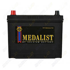 Аккумулятор автомобильный Medalist 105D26R 85Ah JL+ 720A (корпус 70)