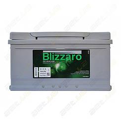 Аккумулятор Blizzaro Silverline 82Ah R+ 740A (низкобазовый)