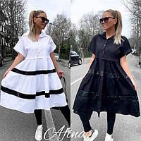 Платье женское свободное стильное 48318