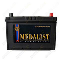 Аккумулятор Medalist 115D31L 100Ah JR+ 800A