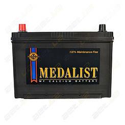 Аккумулятор Medalist 115D31R 100Ah JL+ 800A