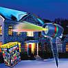 Лазерный проектор Star Shower Motion, Новогодний лазерный проектор для улицы и на фасад дома, фото 7