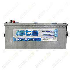 Грузовой аккумулятор Ista 225Ah L+ 1500A (EN)