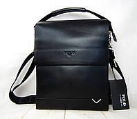 Мужская сумка-планшет Polo с ручкой.Барсетка мужская. Размер(в см) 27 на 21,5 КС28-1, фото 1