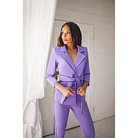 Костюм женский (пиджак+брюки) Хельс 237