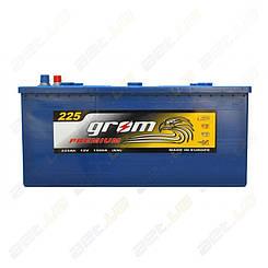 Грузовой аккумулятор Grom Premium 225Ah L+ 1500A