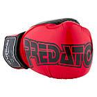Боксерські рукавиці PowerPlay 3017 карбон 8 унцій Червоні (PP_3017_8oz_Red), фото 6