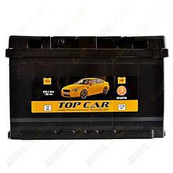 Аккумулятор TOP CAR 73Ah R+ 640A (низкобазовый)