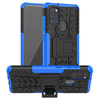 Чехол Armor Case для Samsung Galaxy M21 / M31 / M30S Blue