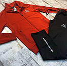 Черный и красный мужской спортивный костюм Under Armour, фото 2