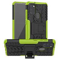 Чехол Armor Case для Samsung Galaxy M21 / M31 / M30S Lime